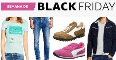 ofertas descuentos ropa zapatos bolsos black friday amazon SuperChollos