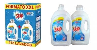 oferta skip clean active amazon 112 lavados SuperChollos