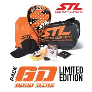 oferta-descuento-pack-steel-custom-gd-limited-edition-eva-soft-plus