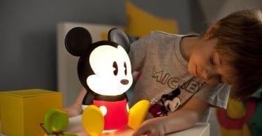 lampara philips disney mickey mouse SuperChollos