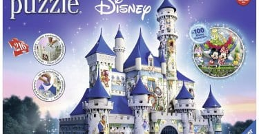 chollo puzzle 3d ravensburger castillo fantasia disney barato descuento SuperChollos