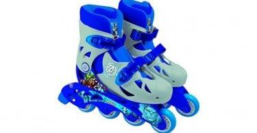 Chollo patines para nin%CC%83os 4 ruedas baratos vengadores SuperChollos