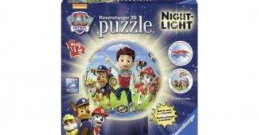 patrulla canina puzzle 3d lampara nocturna1 SuperChollos