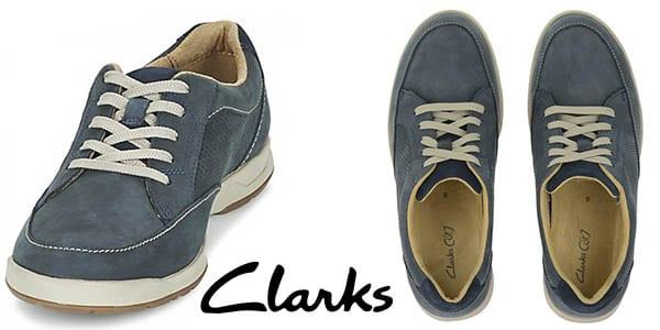 chollo zapatos hombre clarks stafford park5 baratos descuento amazon SuperChollos