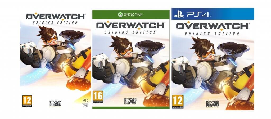 overwatch origins barato pc ps4 xbox navidades SuperChollos
