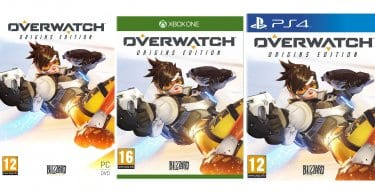 overwatch origins barato pc ps4 xbox navidades SuperChollos