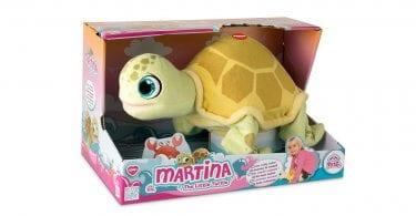 peluche interactivo tortuga martina imc toys SuperChollos