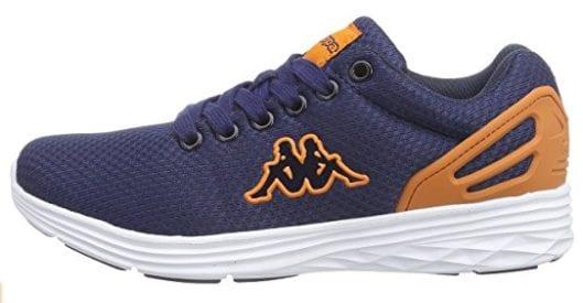 oferta zapatillas deportivas Kappa Trust unisex baratas descuento amazon SuperChollos