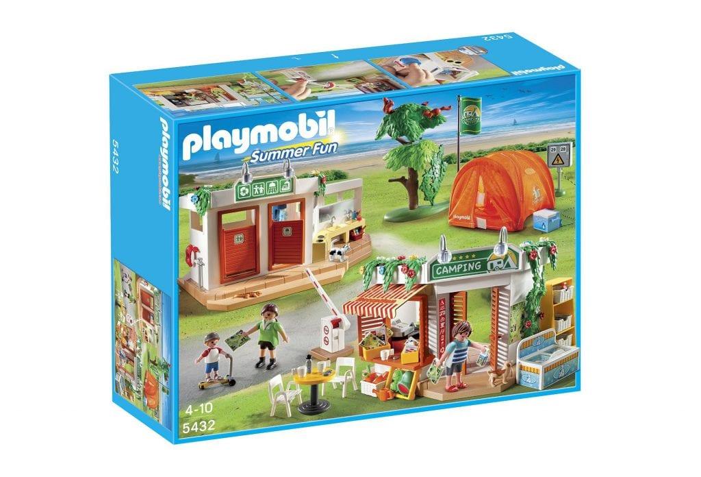 playmobil campamento vacaciones barato SuperChollos