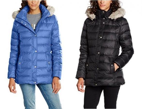 oferta comprar chaqueta mujer tommy hilfiger barata SuperChollos