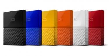 Chollo Disco duro WD My Passport 4TB barato descuento amazon SuperChollos