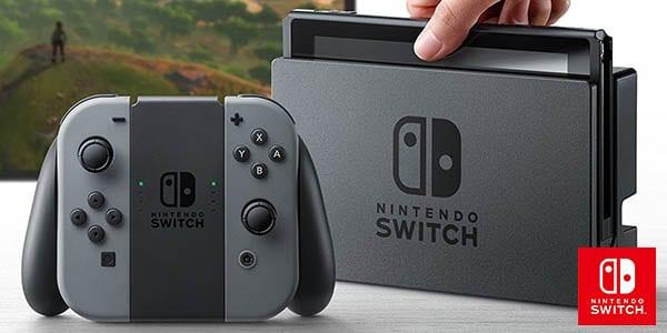 chollo oferta nintendo switch barata descuento amazon SuperChollos
