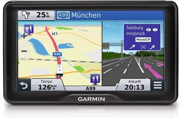 chollo oferta GPS Garmin Camper 760LMT D barato descuento amazon SuperChollos