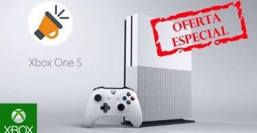 chollo Xbox One S 1TB barata descuento amazon SuperChollos