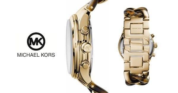 oferta reloj mujer michael kors mk4222 barato descuento amazon SuperChollos
