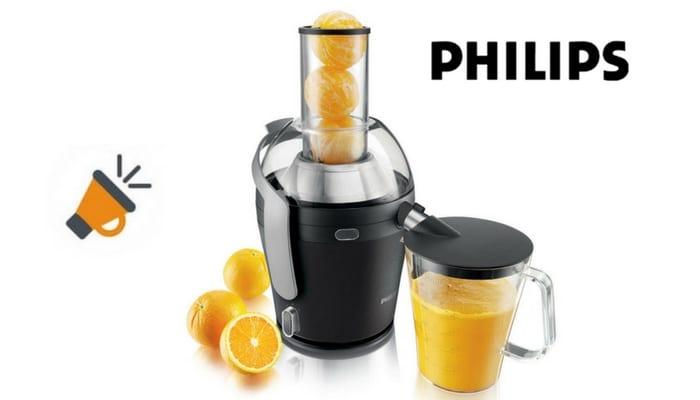 oferta licuadora philips advance collection barata SuperChollos