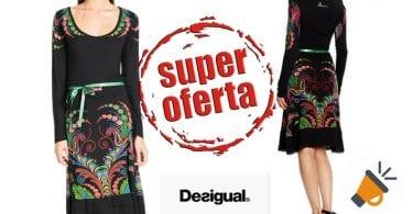 vestido desigual lorena barato SuperChollos