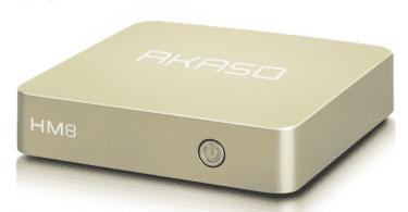 superchollos oferta de smart TV Box Asako DT TV T95M SuperChollos