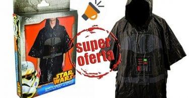 Disfraz poncho Darth Vader SuperChollos