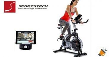 oferta bicicleta est%C3%A1tica spinning barata SuperChollos
