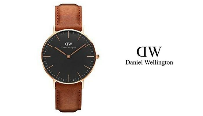 oferta reloj daniel wellington clasico barato SuperChollos
