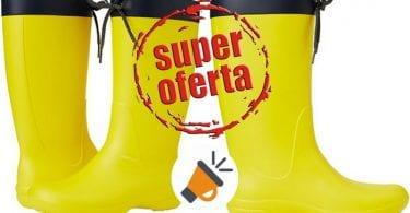 Botas de agua Crocs Freesail Rain Boot por 27.45 euros. SuperChollos