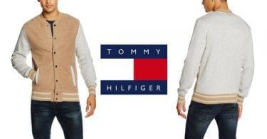 Chaquetas bmber Tommy Hilfiger barata chaquetas de marca baratas ofertas en chaquetas superchollos SuperChollos
