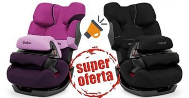 Silla de coche barata Cybex Pallas superchollos SuperChollos