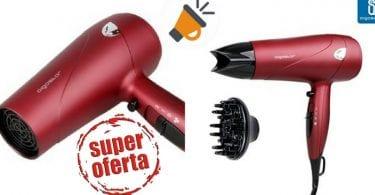 Secador de pelo Aigostar 2000W con difusor y concentrador superchollos SuperChollos