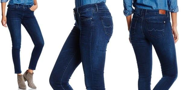 Vaqueros Pepe Jeans Soho Para Mujer Solo 35 55 Envio Gratis