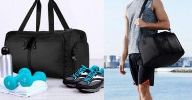 bolsa para viaje o deporte plegable resistente al agua barata superchollos SuperChollos