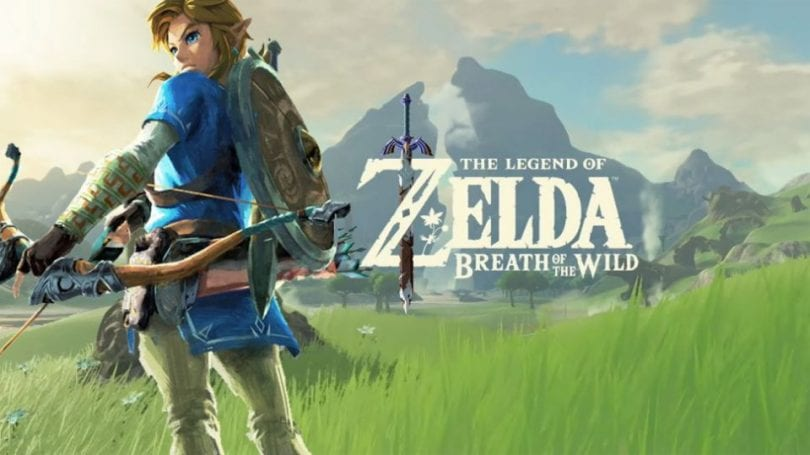 the legend of zelda breath of the wild nintendo switch superchollos SuperChollos
