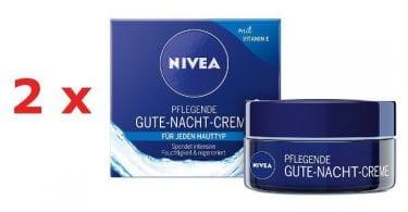 Pack 2 cremas faciales noche Nivea baratas cremas de marca baratas ofertas en cremas superchollos SuperChollos