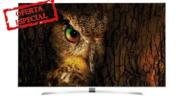 chollo televisor led LG 4k 65uh950v barato descuento amazon SuperChollos
