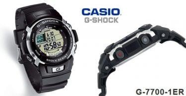 Reloj de pulsera Casio G Shock G 7700 1ER barato ofertas en relojes de pulsera relojes de pulsera baratos superchollo SuperChollos