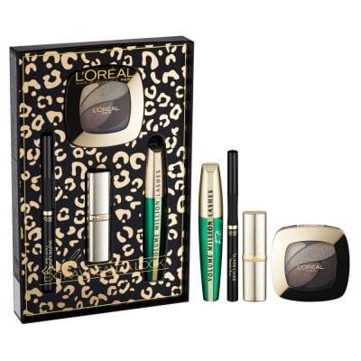 Set de maquillaje L%E2%80%99Or%C3%A9al Paris Extravaganza Look Wild superchollos SuperChollos