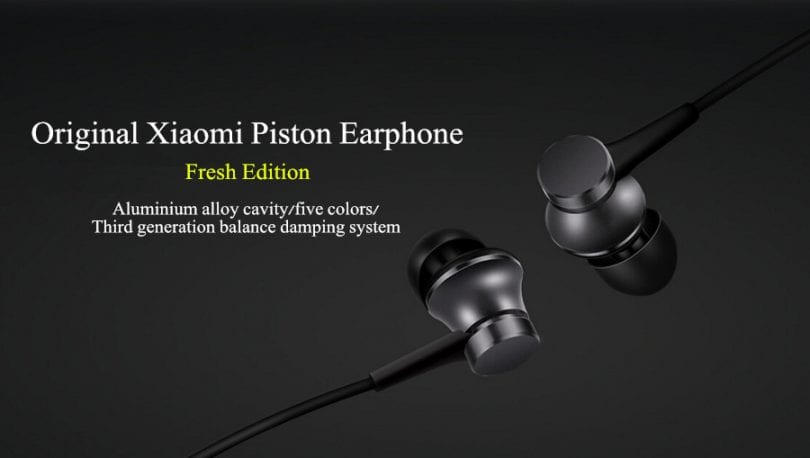 chollo oferta auriculares xiaomi piston fresh edition baratos descuento gearbest SuperChollos