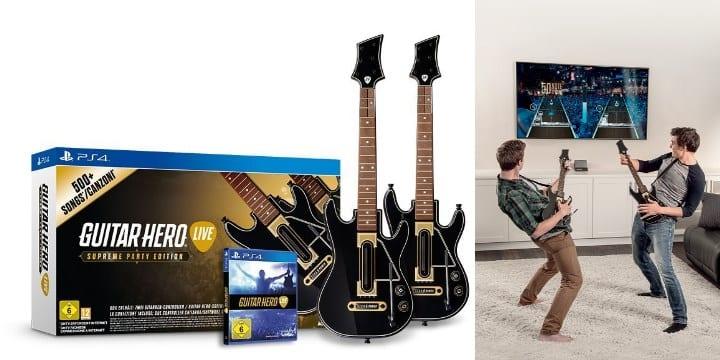 %C2%A1Chollo Guitar Hero Live Supreme Party Edition SUPERCHOLLOS SuperChollos