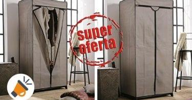 Armario de tela barato por s%C3%B3lo 15 euros SuperChollos