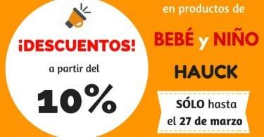 oferta productos bebe y ni%C3%B1o hauck SuperChollos