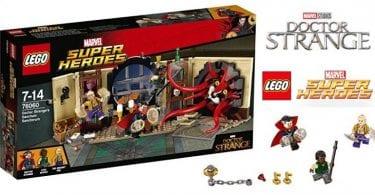 Lego Super Heroes Doctor Stranges Sanctum Sanctorum barato superchollos SuperChollos