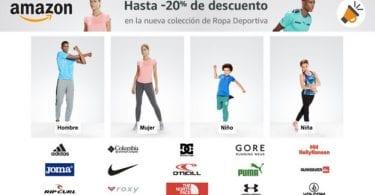 Promocio%CC%81n Chollo cupo%CC%81n descuento ropa deportiva barata amazon SuperChollos