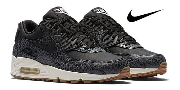 sin embargo mostrar camisa  PRECIO MÍNIMO! Zapatillas Nike Air Max 90 Premium para mujer solo 81,19€  ¡Envío gratis!
