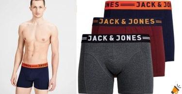 oferta calzoncillos bo%CC%81xer Jack Jones baratos SuperChollos