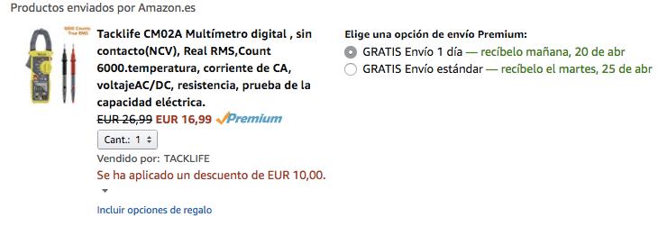 Cupo%CC%81n descuento multimetro digital barato SuperChollos