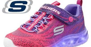 Zapatillas Skechers S Lights Litebeams con luces superchollos SuperChollos