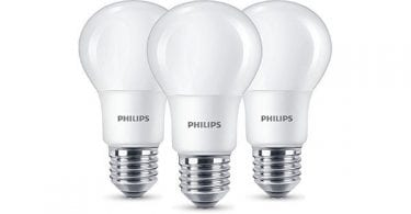 Pack de bombillas LED Philips E27 8W baratas bombillas LED baratas superchollo SuperChollos