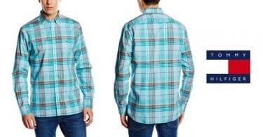 Camisa Tommy Hilfiger Newland barata camisas de marca baratas ofertas en camisas superchollos SuperChollos