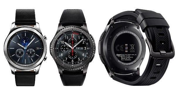 Smartwatch Samsung Gear S3 Frontier barato relojes baratos SUPERchollo SuperChollos
