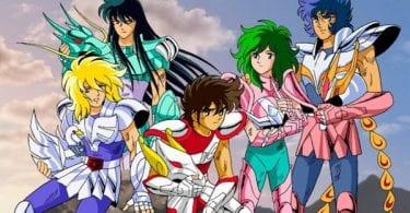 Serie completa en DVD Saint Seiya barata series en DVD baratas sperchollo SuperChollos